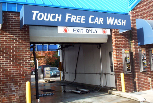 Touchfree Car Wash Columbia
